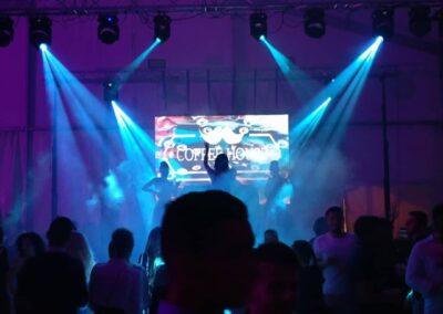 ORGANIZZAZIONE EVENTI AUDIO VIDEO LUCI NOLEGGIO BRESCIA EVENTI LIVE ATTREZZATURE EFFETTI SPECIALI ARTISTI DJ PERFORMER MUSICISTI SFILATE LEDWALL PRESENTAZIONE SERATA ILLUMINAZIONE LOCATION PALCO TEATRO
