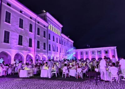 Matrimonio, wedding, light, luci, special effect, pink, audio, video, travel viaggio, nozze, filari led, festa, discoteca, ospiti, animazione