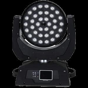 NOLEGGIO WASH 36 LED RGBWA, luci per feste ed eventi in affitto da Black Star service BRESCIA, anche audio, video per eventi - IL MIGLIORE , MILANO BERGAMO VERONA CREMONA