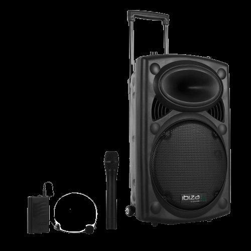 noleggio casse audio a batteria Brescia