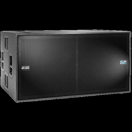 """noleggio audio casse speaker EV 18"""" attive noleggio audio subwoofer electro voice brescia db technologies"""