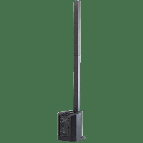 affitto casse audio a batteria verticale brescia mojo line 500 liberty impianto a colonna con mixer integrato 4 canali stereo bluetooth subwoofer, adatto per parlati, sottofondi , musica alta qualità