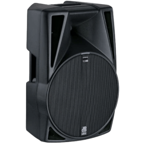 """noleggio audio casse speaker the box 15"""" attive noleggio audio brescia"""