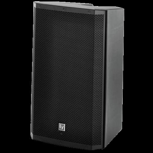 """noleggio audio casse speaker ev 15"""" attive noleggio audio brescia"""