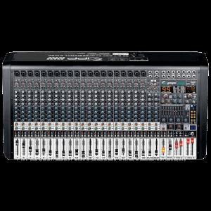 Mixer 24 canali, 20 microfoni 2 stereo USB, MP3, PC, scheda audio, Bluetooth noleggio audio casse speaker brescia