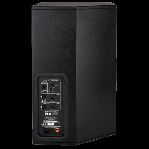 """speaker ELX 115 15"""" attive noleggio audio brescia casse audio"""