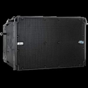 noleggio audio casse array digitale attivo t12
