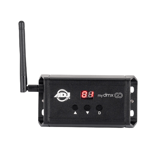 Noleggio DMX GO ADJ con Tablet, affitta le migliori interfacce DMX da Black Star Service a Brescia o contattaci per informazioni