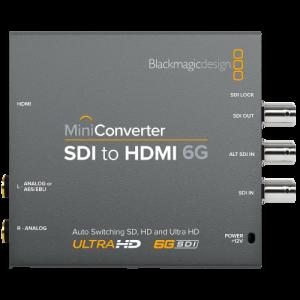 convertitore ultra HD ultraHD, 4K SDi HDMI
